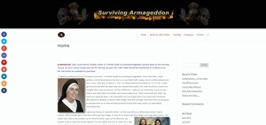 The Armageddon Guide Website