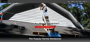 Fuquay-Varina Handyman Website