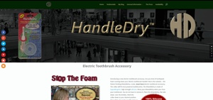 The HandleDry Website